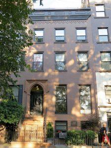 The Charlie Parker Residence
